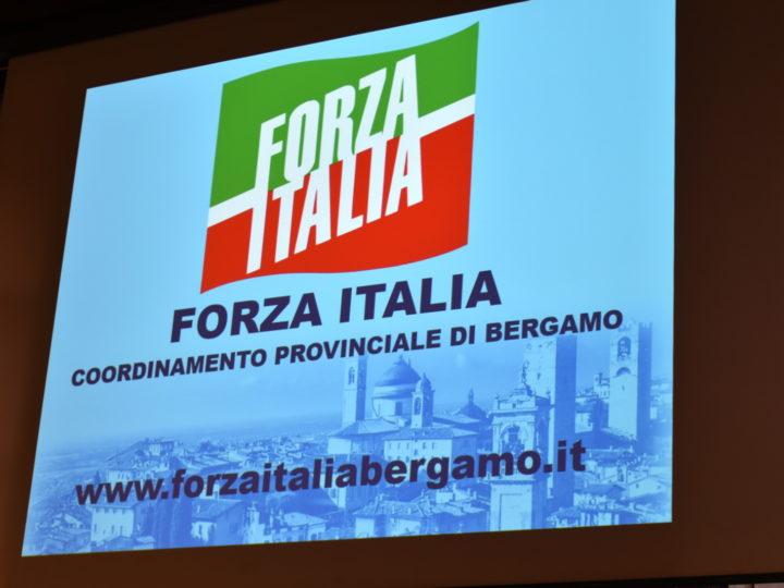 Forza Italia Bergamo: parte la ricostruzione
