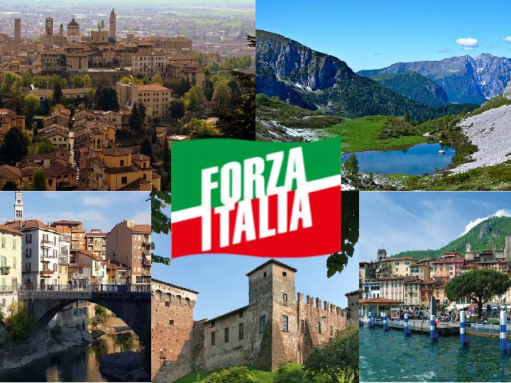 La lettera di Alessandra Gallone agli iscritti di Forza Italia della provincia di Bergamo