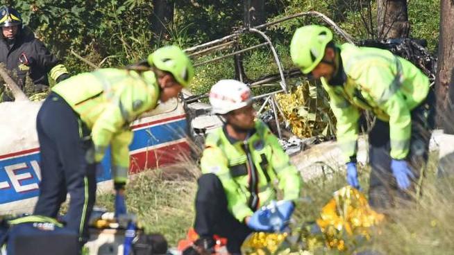 «Cordoglio per la famiglia e gratitudine ai soccorritori»