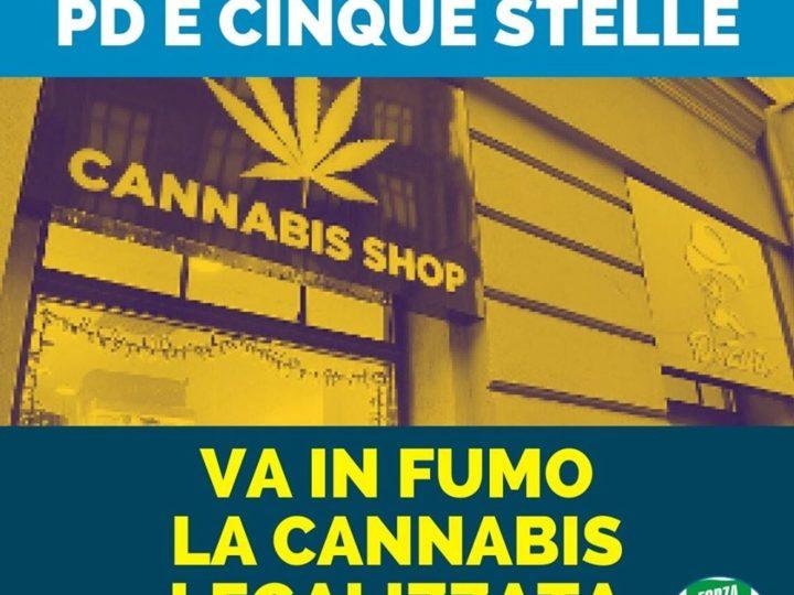 Cannabis, abbiamo fermato Pd e 5Stelle