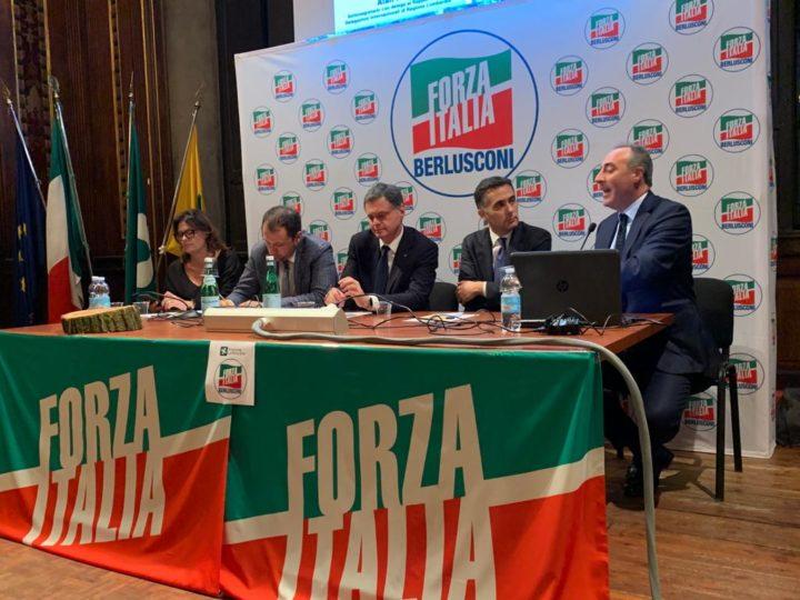 #Cisiamo Bergamo, Forza Italia: «Attenti alle istanze della gente»