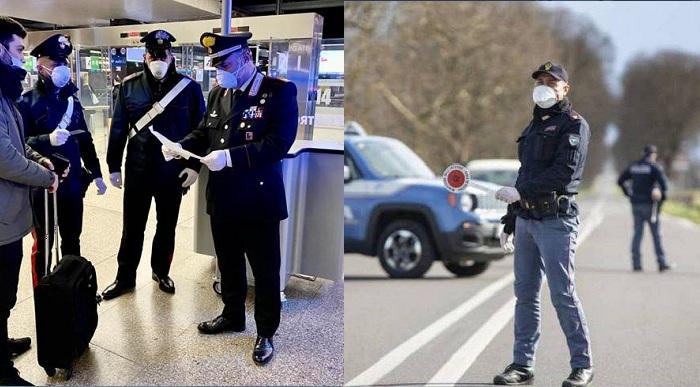Forza Italia Bergamo: «Più dispositivi di protezione alle forze dell' ordine»