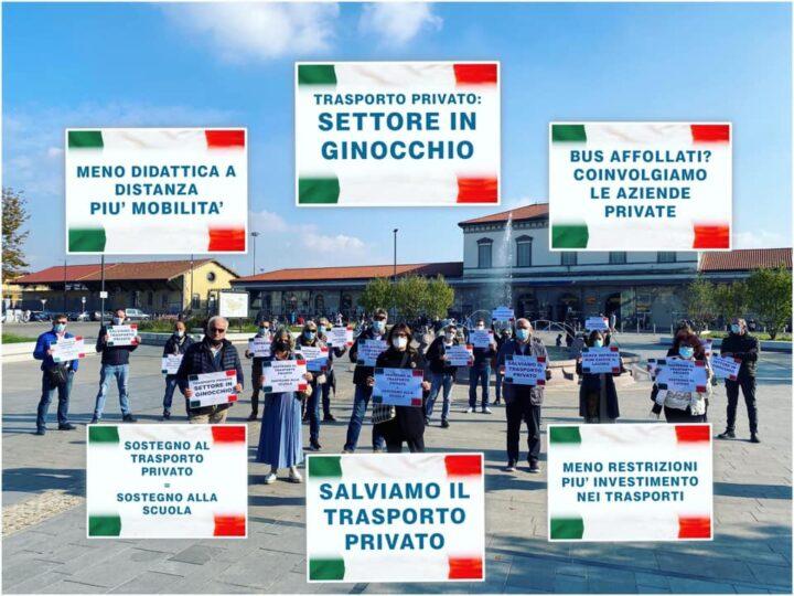 """Mobilità, Forza Italia: """"Ricorriamo al trasporto privato."""" """"Bus privati accanto ai pubblici."""""""