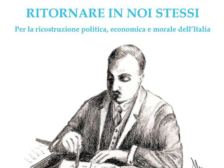 Libri, torna alla luce un importante discorso di Bortolo Belotti con l'introduzione di Gregorio Fontana, deputato bergamasco e Questore della Camera dei Deputati, che ne spiega l'attualità.