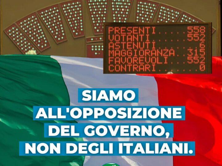 """Scostamento, Gregorio Fontana (FI): """"Le nostre proposte recepite dal Governo per garantire il lavoro autonomo""""."""