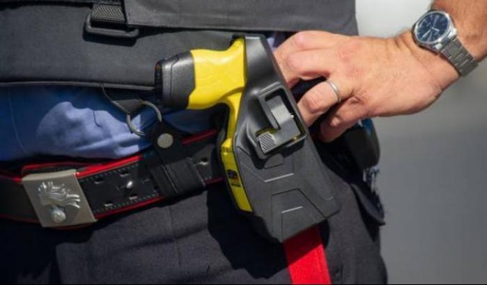 """Milano via Sulmona, Fontana (FI): """"Urgente dotare le Forze dell'Ordine del Taser, strumento alternativo ad armi da fuoco"""""""